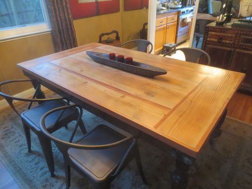 Custom Made Custom 6' Dining Table