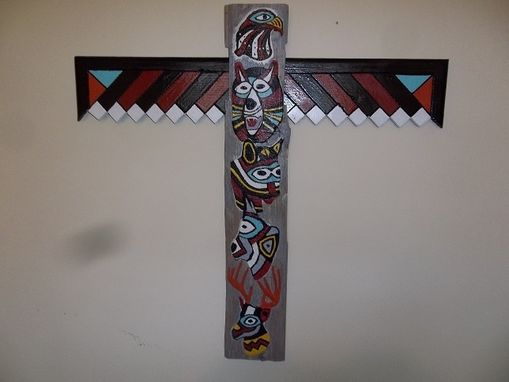 Custom Made Wasican Totem Pole