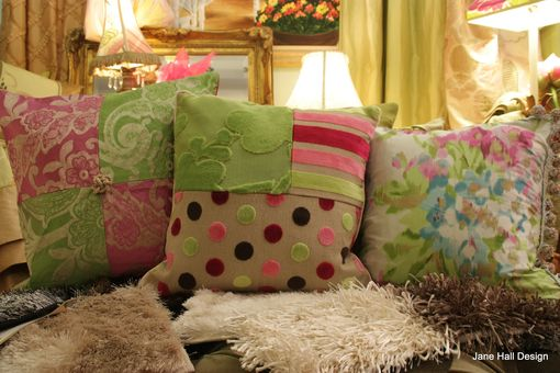 Custom Made Custom Made Cushions In Varying Sizes And Colours Made From European Fabric Collections