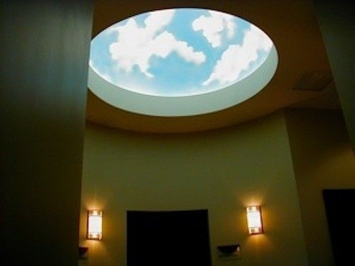 Custom Made Interior Domes