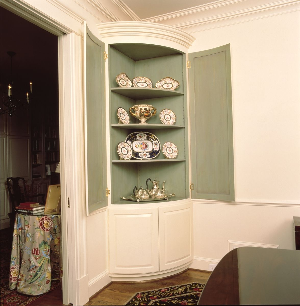 Hand Made Dining Room Hutch by Perfect Design Cabinetworks ...