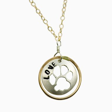 Custom Made Beloved Pet Necklace