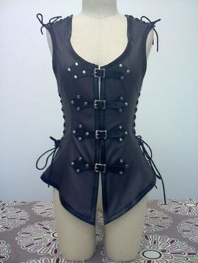 Custom Made Female Sherrif's Vest