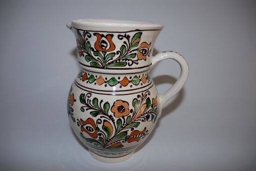 Custom Made Decorative Handmade Ceramic Pitcher
