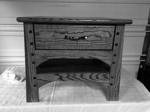 Custom Made Mission Style Furniture Custom Made With Solid Oak Or Cherry.