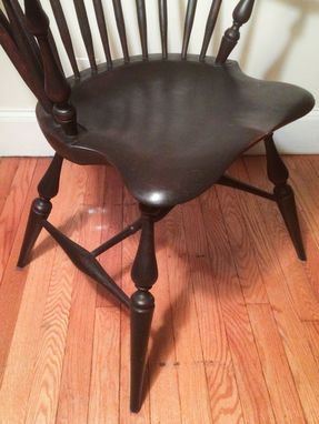Custom Made Continuous Arm Windsor Chair