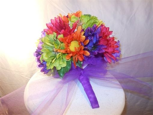 Custom Made Spring Brides Bouquet
