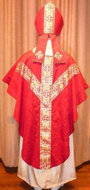 Custom Made Ecclesiastic Garments For Chaplains And Clergy