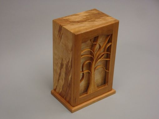 "Custom Made ""Tree Of Life"" Jewelry Case"