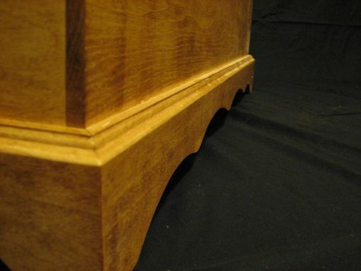 Custom Made Colonial Chest