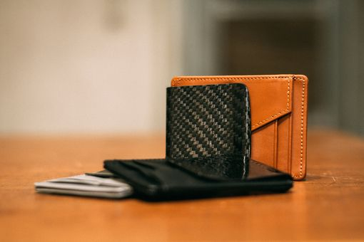 Custom Made Carbon Fiber Wallet 2-1