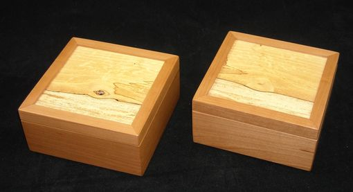 Custom Made Spalted Sisters
