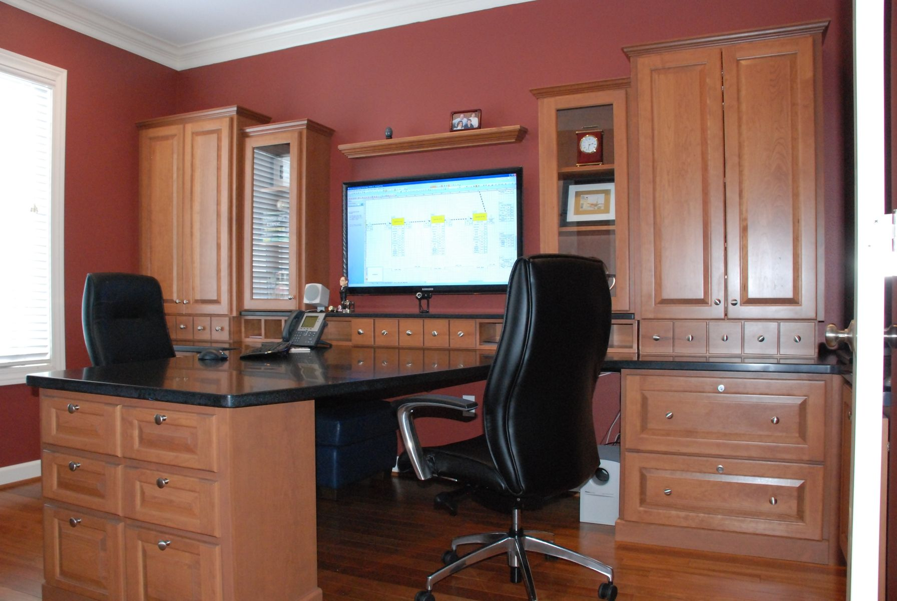 home office suite made home office suite by feebi s woodworking 16549