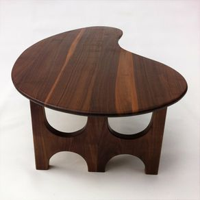 Mid century modern coffee tables for Aquarium cocktail table