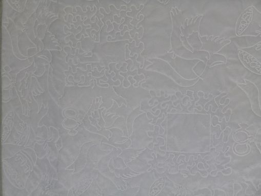 Custom Made Custom Wedding Quilt