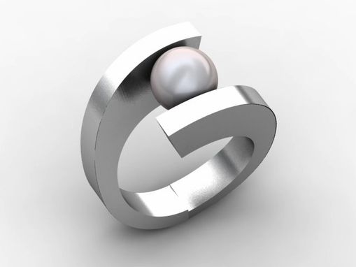 Custom Made Custom Helix Ring