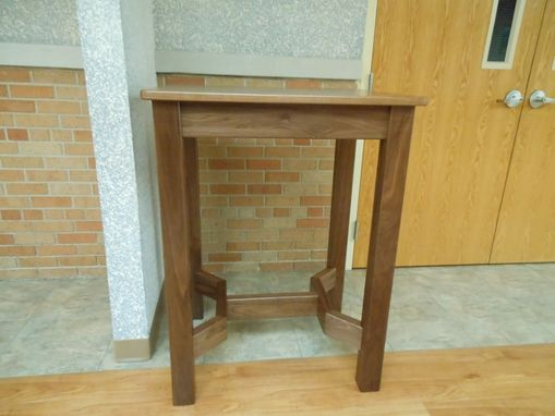 Custom Made Cremation Table