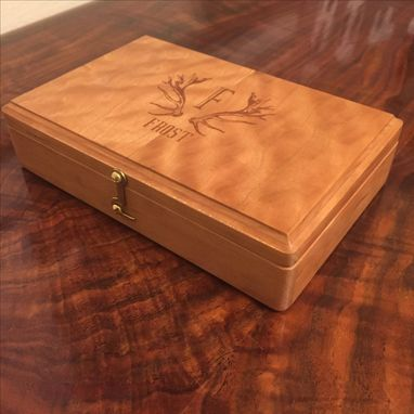 Custom Made Card Box