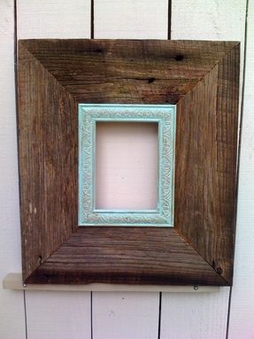 barn wood frames