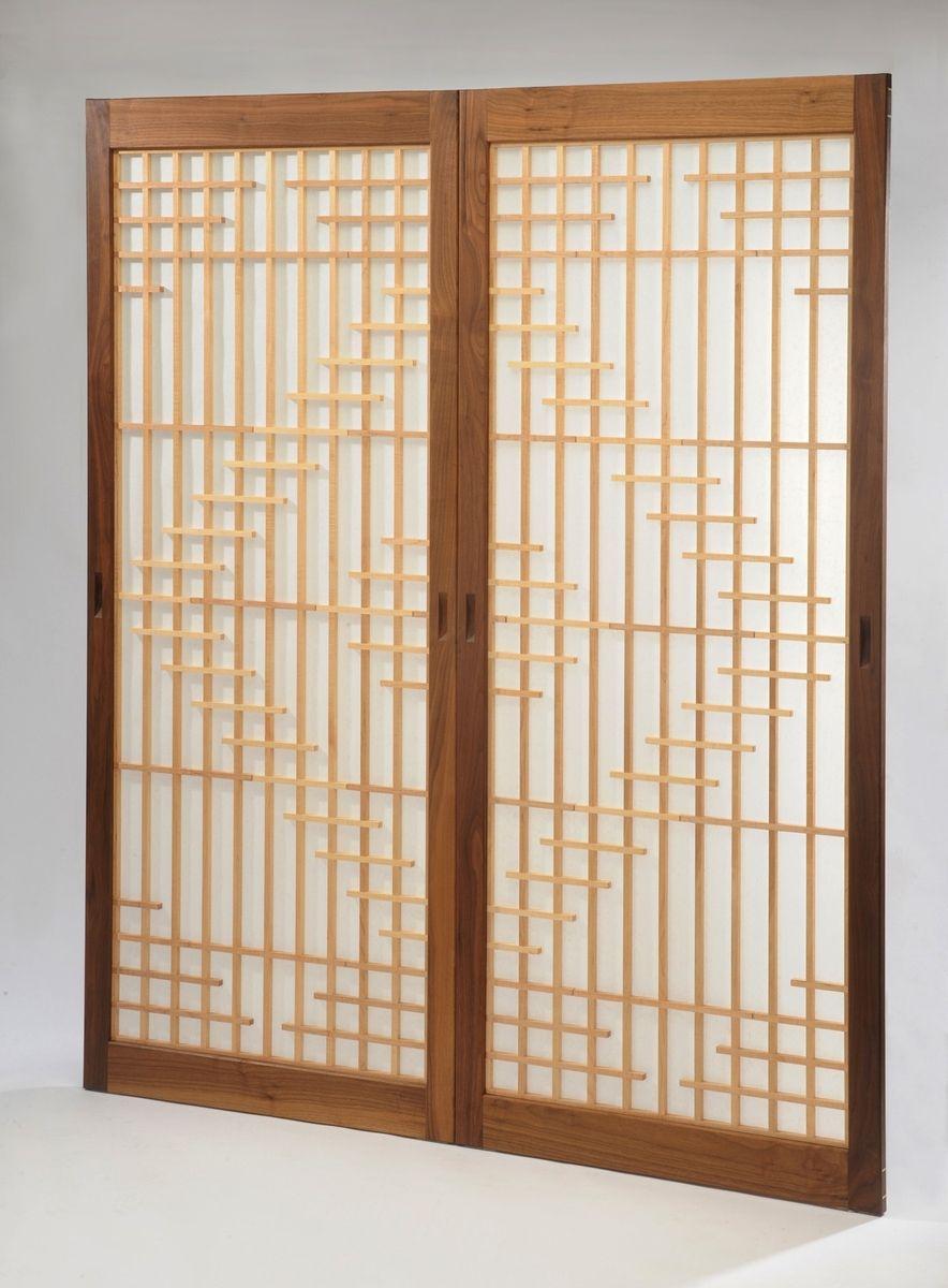 Handmade Japanese Shoji Doors By B Holland Amp Co Custommade Com
