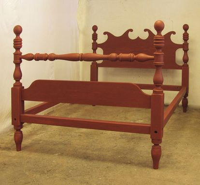 Custom Made Cannonball Beds