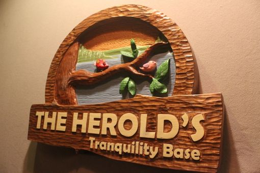 Custom Made Handmade Wood Signs | Home Signs | Family Name Signs | Cabin Signs | Cottage Signs