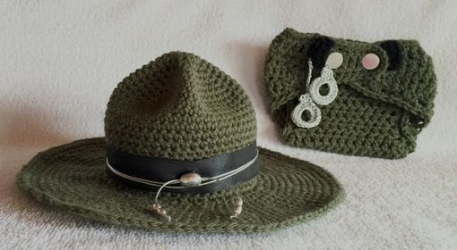 Custom Made Baby State Trooper Outfit