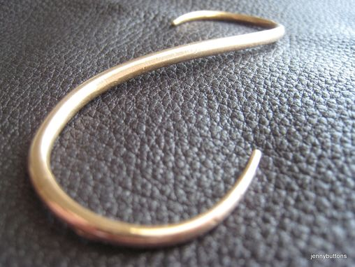 Custom Made Hogarth Bronze Shawl Pin Sweater Clasp  Ask A Question