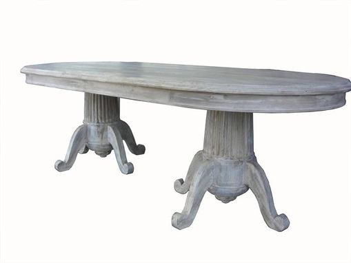 Custom Made Versialle Dining Table