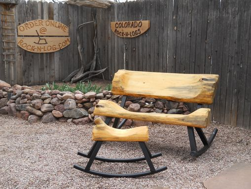 Custom Made Colorado Rock-N-Logs (C) 2011