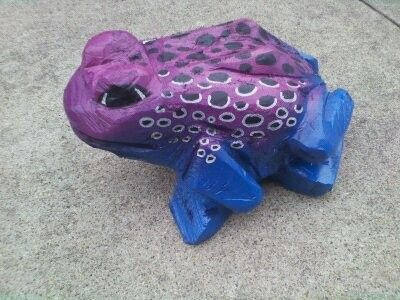 Custom Made Poison Dart Frog
