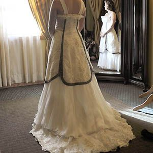 Custom Made Couture Bridal Gown