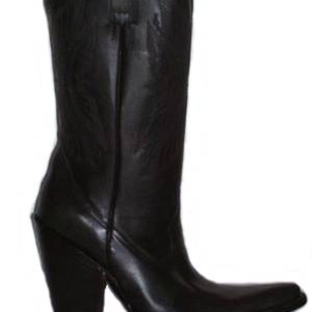 Hand Crafted Mens High Heel Cowboy Boots Up To 5 Inch High By Custom