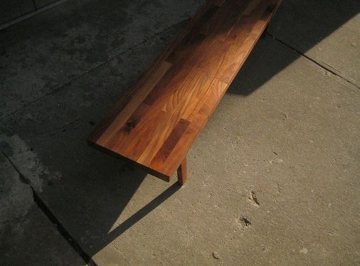 Custom Made Walking Bench