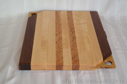 Custom Made Wooden Cutting Board - Wood Cutting Board - Chopping Board