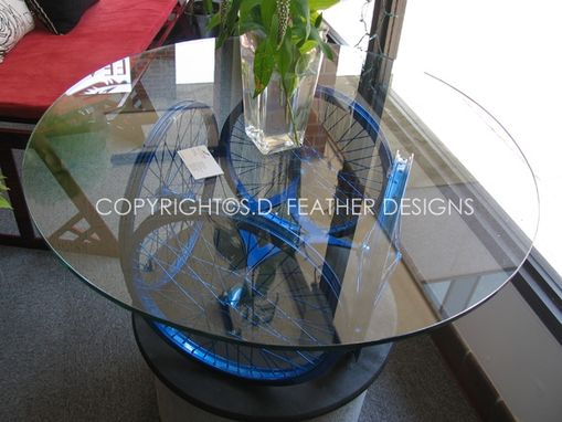 Custom Made Freestyle Coffee Table