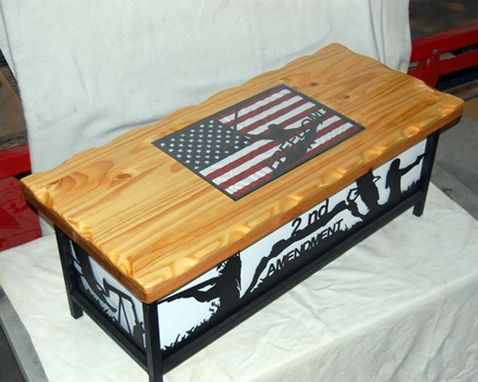Custom Made Americas Freedom Table