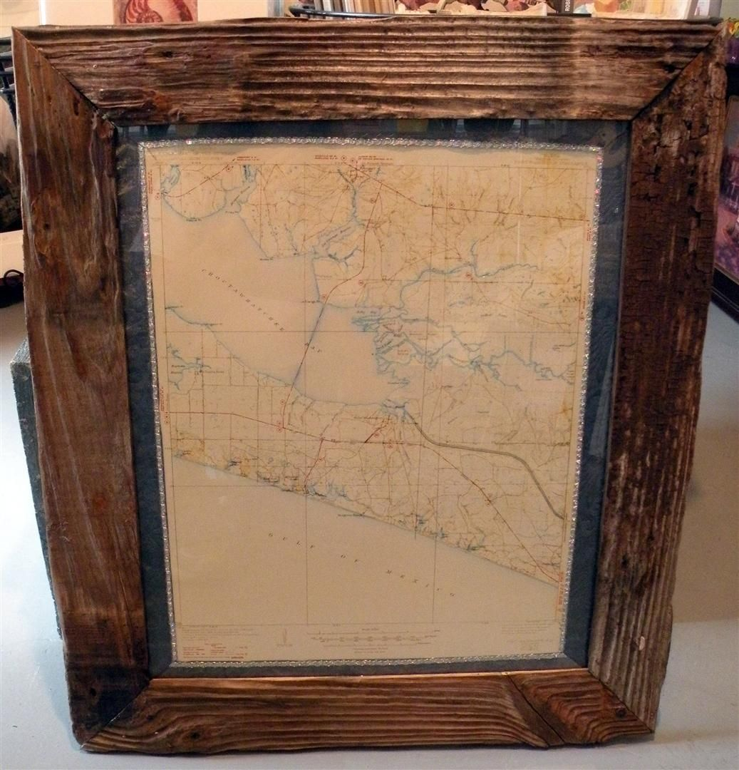 custom driftwood picture frames by walline enterprises custommadecom - Driftwood Picture Frame