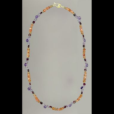 Custom Made Indian Summer Necklace