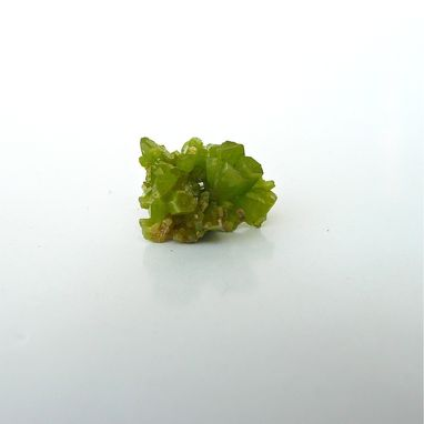 Custom Made Natural Crystal Pyromorphite Pea Green Mineral Specimen