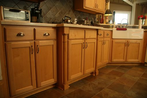 Custom Made Maple Kitchen