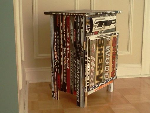 Custom Made Nightstand Cabinet