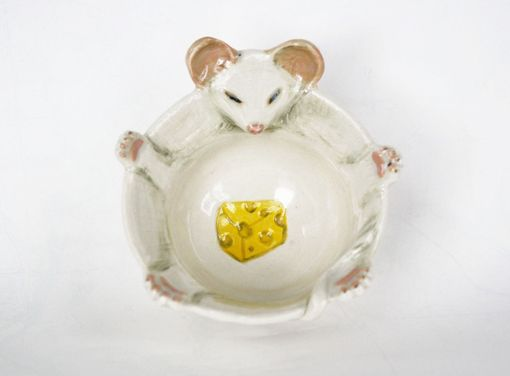 Custom Made Animal Shaped Food Chain Bowls