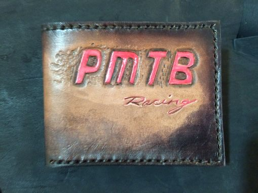 Custom Made Logo Or Character Wallets