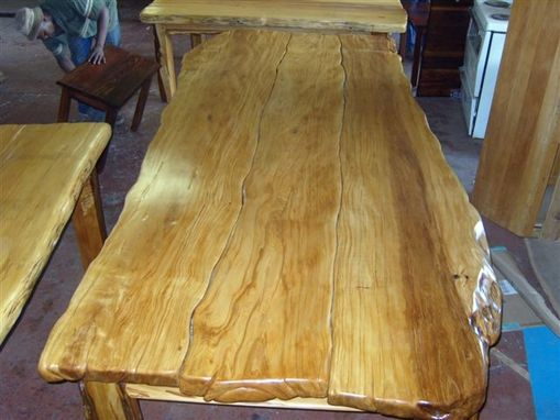 Custom Made Dining Table Or Boardroom Table Yellowood
