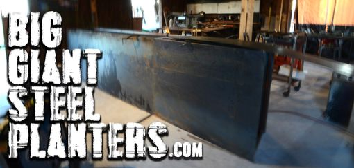 Custom Made Steel Planters By Austin Retro Design Custommade Com