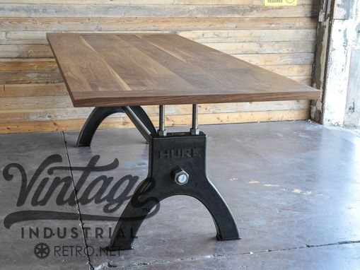 Custom Made Hure Dining Table