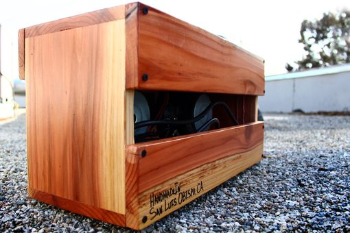 Custom Made Acoustic Guitar Amp