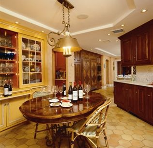 Custom Made Kitchen - Heart Of The Home