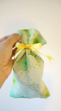 Custom Made Citrus Gift Bag For Parties